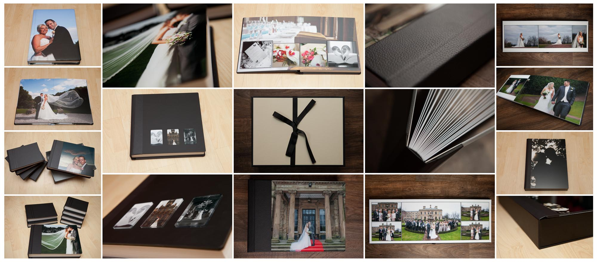 Wedding Photography Yorkshire - Albums