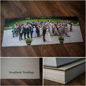 West Yorkshire wedding photography and albums