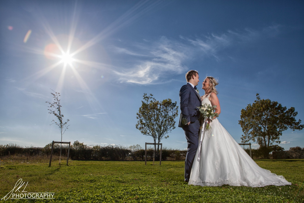 Wharfedale Grange Wedding Photo