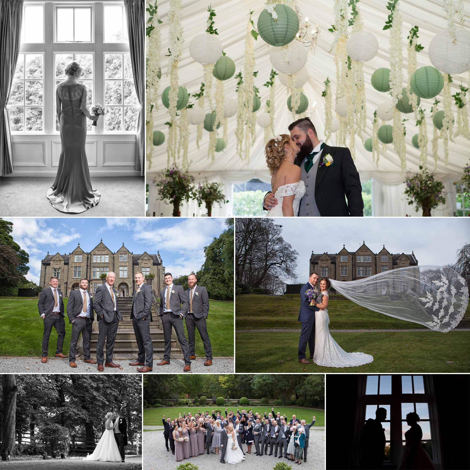 Yorkshire Wedding Photographer